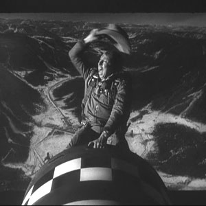 With warmest regard for Slim Pickens