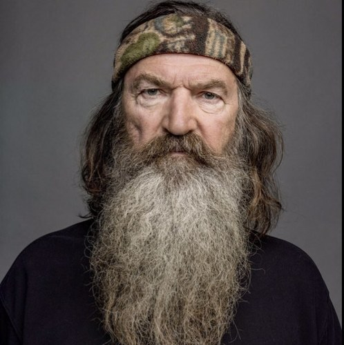 Tragically, Phil Robertson was overlooked during the casting of Will and Grace.