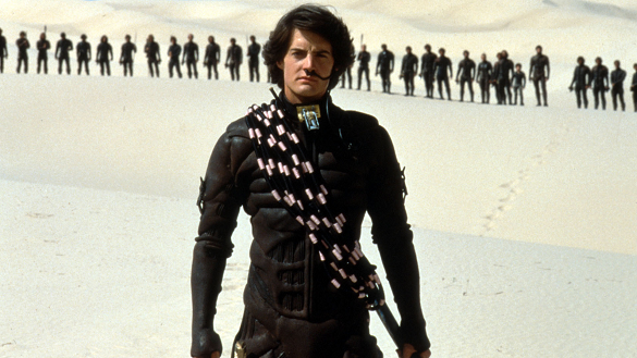 I wore this exact outfit to Furnace Creek. Sandworm or motorcycle... it's all the same.