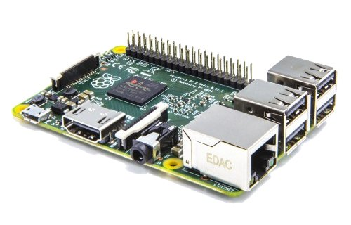 Raspberry Pi 2 Model B. A perfect stocking stuffer for the mad scientist in your life.