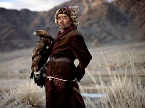 mongolianguywith eagle