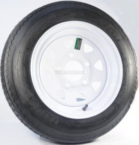 4.80-12, Load Range B, 5 lug tire