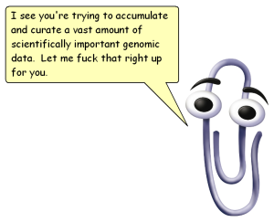 The fact that Clippy existed even one day in any universe that included me is a complete explanation as to why I want to make my own computer.